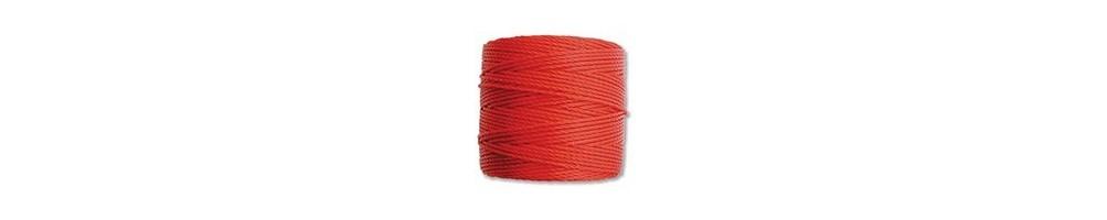 Super-Lon Bead Cord 0,5mm