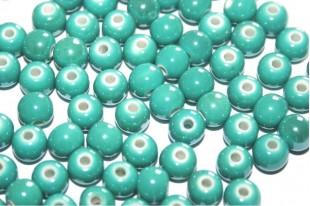 Ceramic Round Beads 6mm