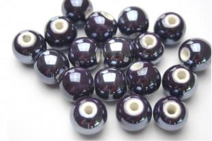 Ceramic Round Beads 14mm