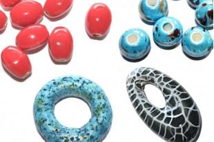 Ceramic Beads Mix