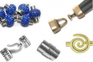 Round Cord Clasps