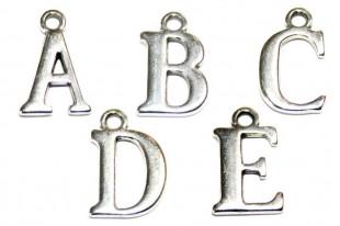Alphabet Letters Charms