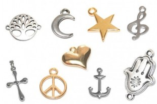 Charms for Jewelery