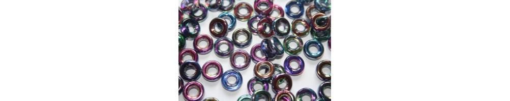 Perline Glass Ring 9mm