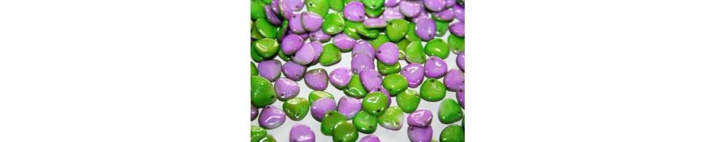 Rose Petals Beads