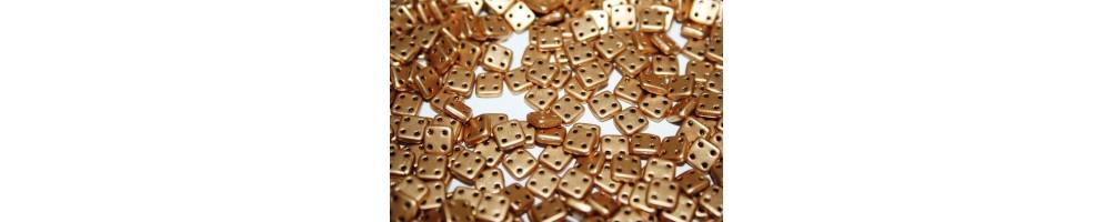 QuadraTile Beads