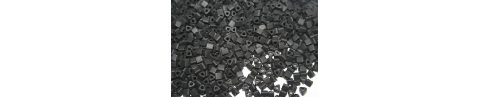 Toho Triangle Beads size 8/0