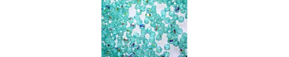 Mezzi Cristalli Tondi 3mm