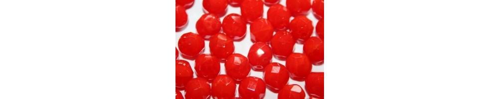 Mezzi Cristalli Tondi 8mm