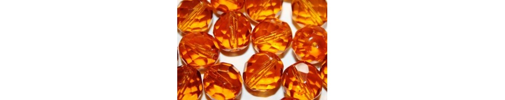 Fire Polished Beads 12mm