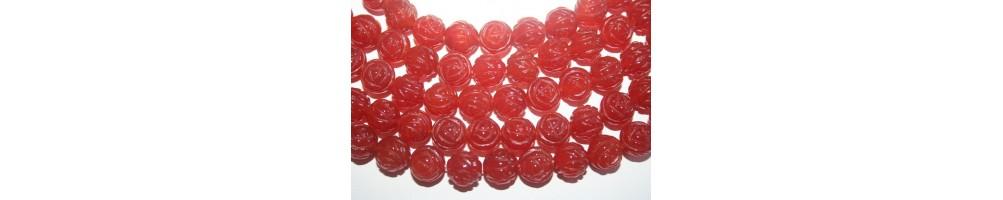 Cornelian Beads