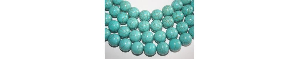 Magnesite Beads