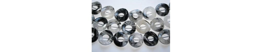 Quartz Beads