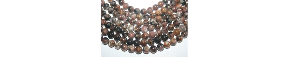 Staurolite Beads
