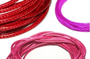 Waxed Polyester Cord