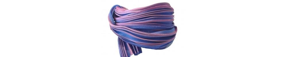 Seta Silk Shibori Ribbon