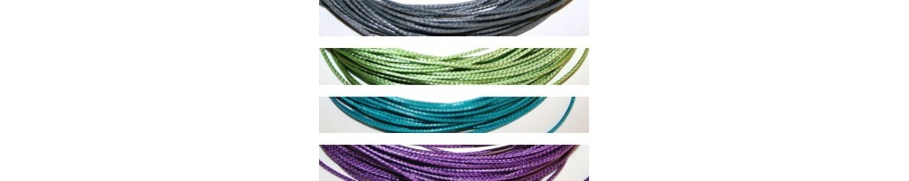 Waxed Polyester Cord 0,5mm