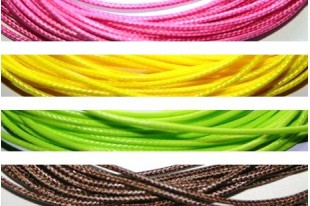 Waxed Polyester Cord 1,0mm