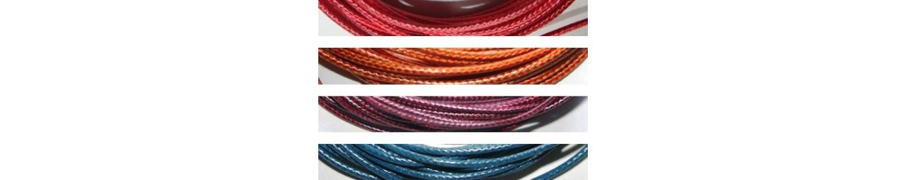 Waxed Polyester Cord 1,5mm