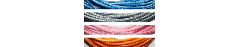 Waxed Polyester Cord 2,0mm