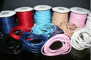Waxed Polyester Cord 3,0mm