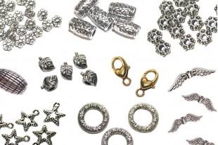 Antique Tibetan Silver Findings