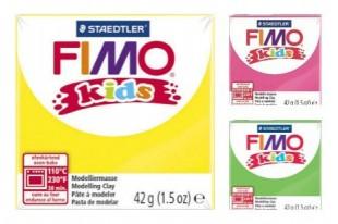 Pasta Fimo Kids
