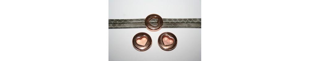 Componenti Metallo per Corda Piatta