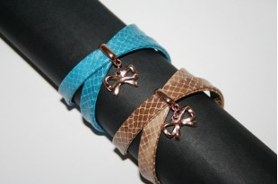 Faux Leather Cord Jewellery Kits