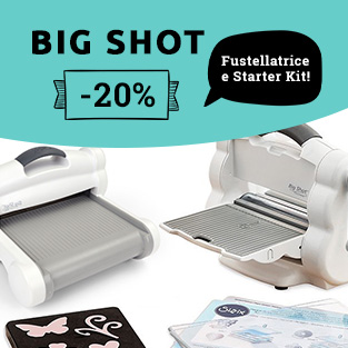 big shot sconto del 20%