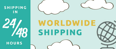 worldwide shipping Perlinebijoux